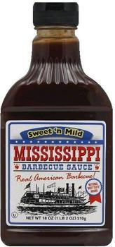 Mississippi Sweet 'n Mild (440ml)