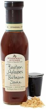 Stonewall Kitchen Bourbon Molasses Barbecue Sauce (330ml)