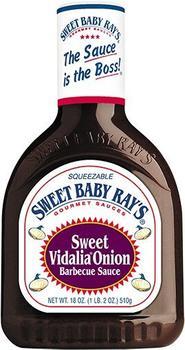 Sweet Baby Ray´s Sweet Vidalia Onion (510g)