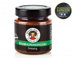 Mama Wong Sesam-Koriander-Chili Dressing (200ml)