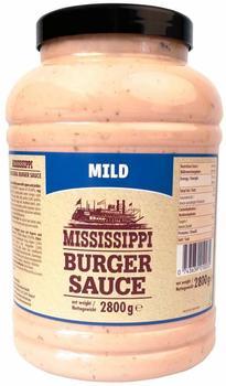Mississippi Burger Sauce Mild (2800g)