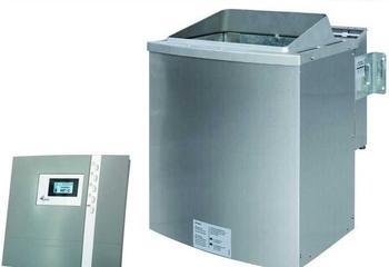 Karibu Bio-Kombiofen 9 kW inkl. externe Steuerung Premium (63446)