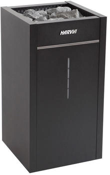 Harvia Virta Combi 10,8 kW schwarz