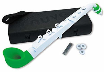 Nuvo Jsax 2.0 white/green