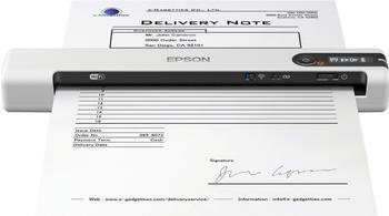 Epson Workforce DS-80WDokumentenscanner - A4, B11B253402