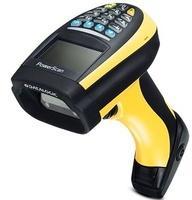 Datalogic PowerScan PM9300 Auto Range Barcode-Scanner Handgerät 35 Scans/Sek. decodiert RF(433 MHz) (PM9300-DKAR433RB)