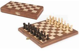 Goki Magnet-Schachspiel zusammenklappbar (56920)