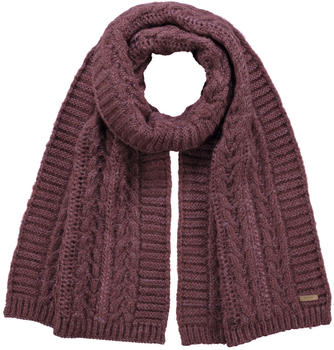 Barts Anemone Scarf maroon