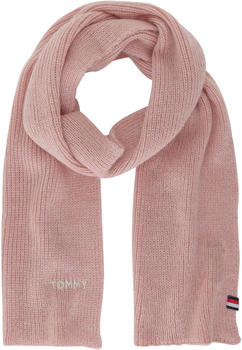 Tommy Hilfiger Effortless Knit Scarf silver pink (AW0AW05927)