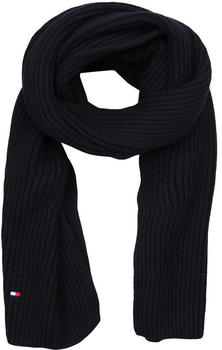 tommy-hilfiger-cotton-cashmere-scarf-black