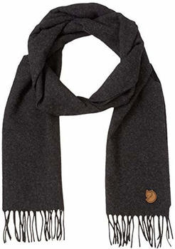 Fjällräven Solid Re-Wool Scarf (78011) dark grey