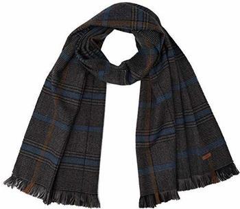 barts-hamburg-scarf-charcoal