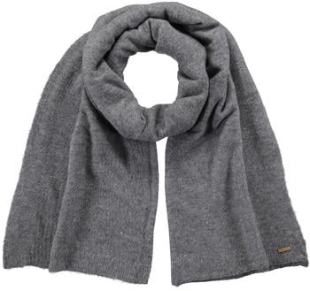 Barts Sintra Scarf dark heather