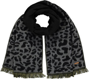 barts-chrysant-scarf-black