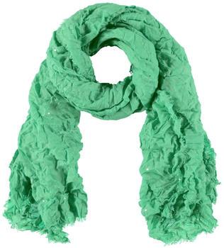 Samoon Schal mit Crash-Effekt Damen jade green (14-400013-23021-5150-99)