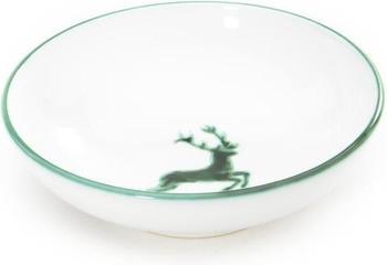 Gmundner grüner Hirsch Salatschale 17 cm