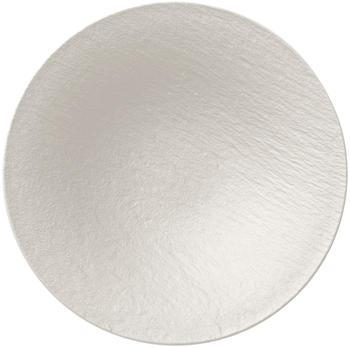 Villeroy & Boch Manufacture Rock Blanc Schale tief 29 cm