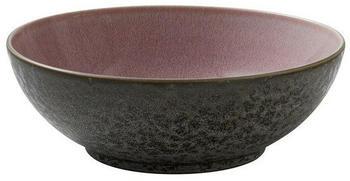 bitz-salatschale-30-cm-grau-rosa