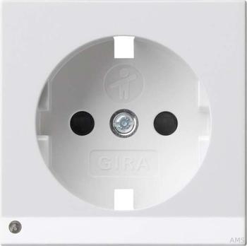 Gira Schuko-Abdeckung mit LED (093603)