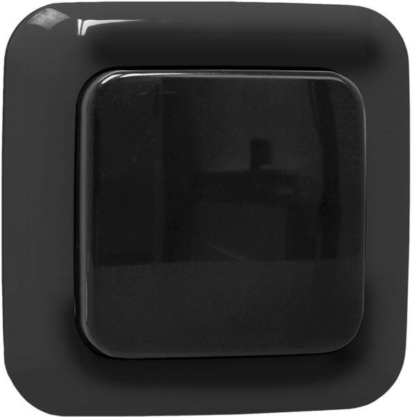 Smartwares 1-fach schwarz (SH5-TSW-C)