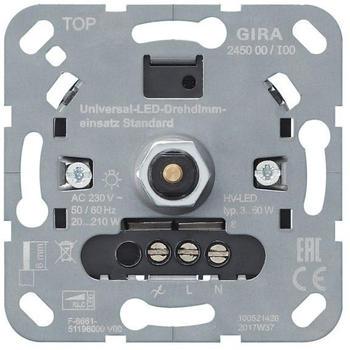 Gira S3000 Universal-LED-Drehdimmeinsatz (245000)