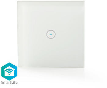 Nedis WiFi Smart Light Switch Single