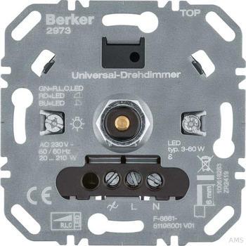 Berker Universal-Drehdimmer (2973)