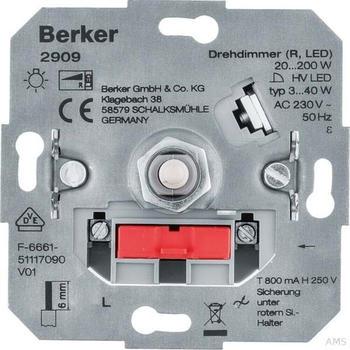 Berker Drehdimmer (2909)