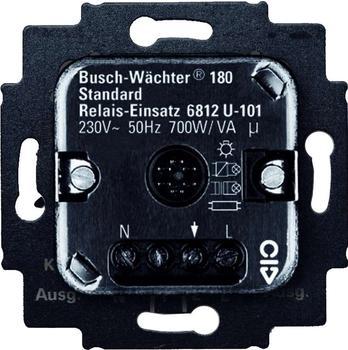 Busch-Jaeger Relais-Einsatz, schwarz (6812 U-101)