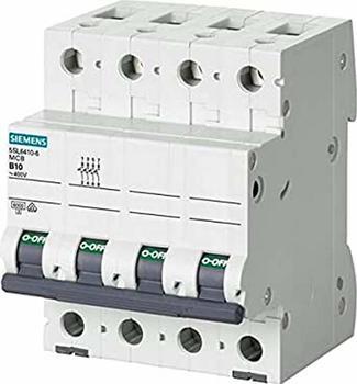 Siemens 5SL6616-7 (3+N-polig, 16 A, Miniatur)