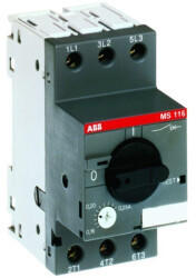 ABB Asea Brown Boveri Ltd ABB Group MS 116-1,6