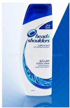 Head & Shoulders Classic Clean Shampoo (300ml)