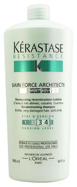 Kérastase Resistance Bain Force Architecte (1000 ml)