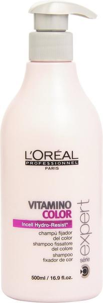 L'Oréal Expert Vitamino Color Shampoo (500ml)