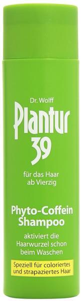 Plantur 39 Coffein Shampoo für coloriertes und strapaziertes Haar (250ml)