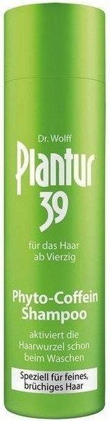 Plantur 39 Phyto-Coffein-Shampoo für feines Haar (250 ml)