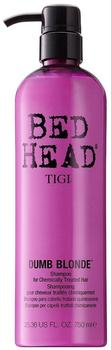 Tigi Bed Head Dumb Blond Shampoo (750ml)