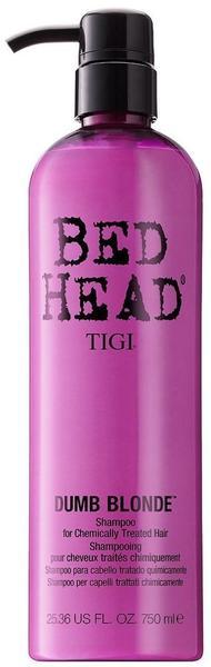 Tigi Bed Head Dumb Blond Shampoo (750ml)