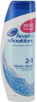 Head & Shoulders Classic Clean 2 in 1 Shampoo (250ml)