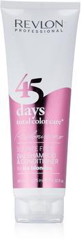 Revlon 45 Days Total Color Care Shampoo Ice Blondes (275ml)