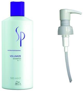 Wella SP Volumize Shampoo (500ml)