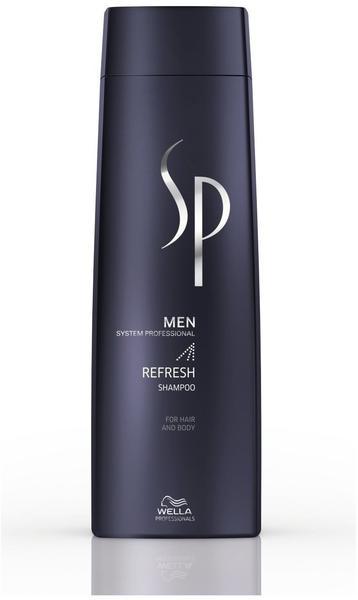 Wella SP Just Men Refresh Shampoo (1000ml)