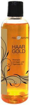 Hair Haus 100ml-3,04?/feel Nature Haar Gold Shampoo 250ml