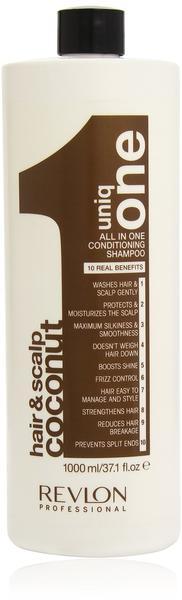 Revlon Uniq One Hair & Scalp Coconut All In One Conditioning Shampoo (1000ml)