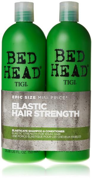 Tigi Bed Head Elasticate Strengthening Tween Duo (2x750ml)