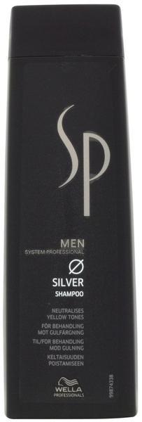 Wella SP Men Silver Shampoo (100ml)