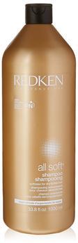 Redken All Soft Shampoo (1000ml)