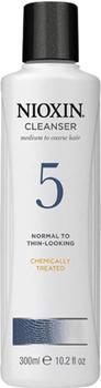 Nioxin System 5 Color Safe Cleanser Shampoo (300 ml)