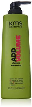 KMS Addvolume Shampoo (750ml)