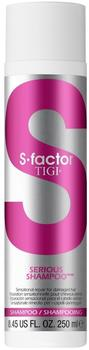 Tigi S-Factor Serious Shampoo (250ml)